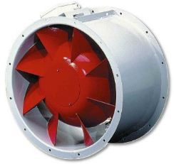 Helios Mixed Flow Fan - 1 ph - VARW 355/4
