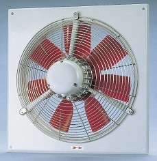 Plate Axial Fans - Three Phase